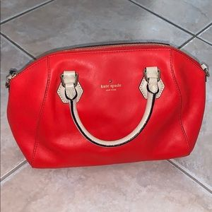 Offers? 👜 Red Kate Spade Purse